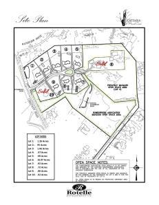 Cattials Site Plan