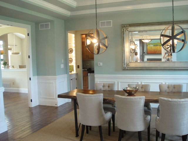 Nice ... Model Homes Interior Design Rotelle Development Company Studio E A Home  That Fits Your Everything ...